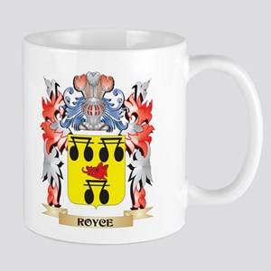 Royce Coat of Arms - Family Crest Mugs