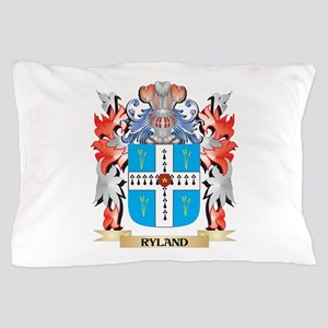 Ryland Coat of Arms - Family Crest Pillow Case
