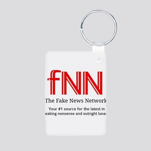 Fake News Keychains
