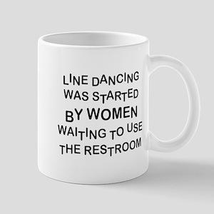 LINE DANCING Mugs