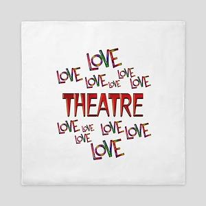 Love Love Theatre Queen Duvet