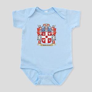 Samuels Coat of Arms - Family Crest Body Suit