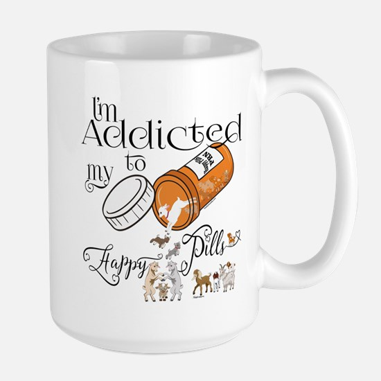 GOAT   Addicted to Happy Pills a GetYerGoat Orig M