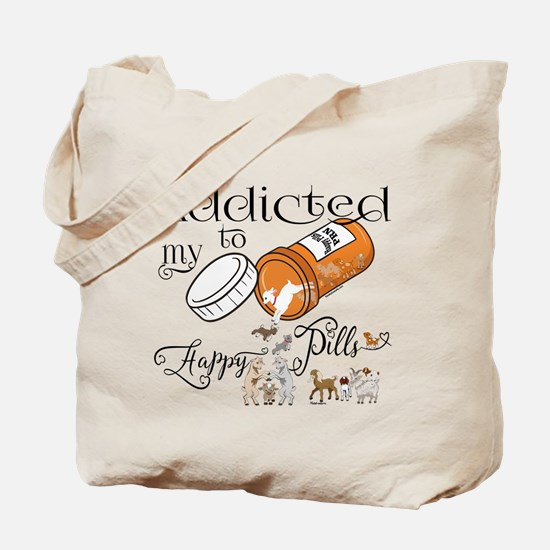 GOAT | Addicted to Happy Pills a GetYerGoat Orig T