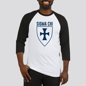 Sigma Chi Logo Baseball Jersey
