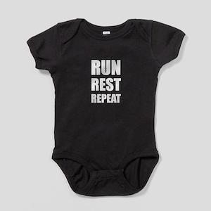 Run Rest Repeat Body Suit