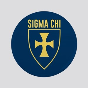 Sigma Chi Logo Button