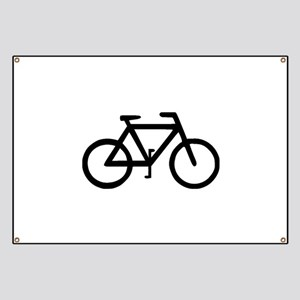 Bike Bicycle Cyclist Biker Banner