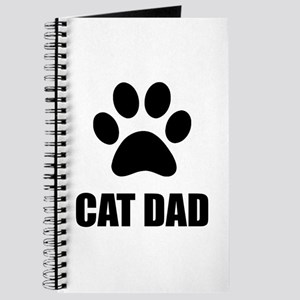 Cat Dad Paw Journal