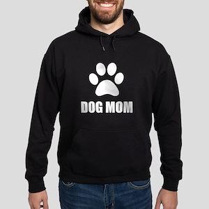 Dog Mom Paw Sweatshirt