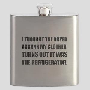 Refrigerator Shrank Clothes Flask