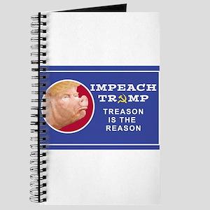 Impeach Trump: Treason is the Reason Journal