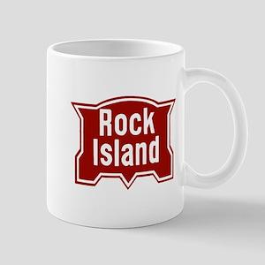 Rock Isle Railway Mugs