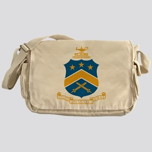 Pi Kappa Phi Letters Messenger Bag