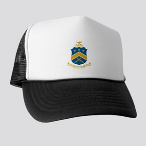 Pi Kappa Phi Letters Trucker Hat