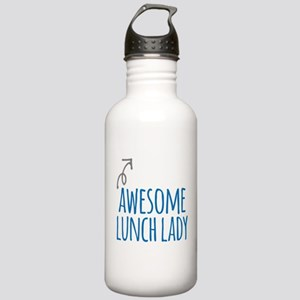 Awesome lunch lady Stainless Water Bottle 1.0L