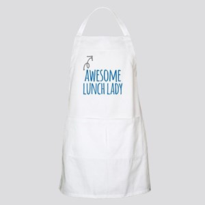 Awesome lunch lady Apron