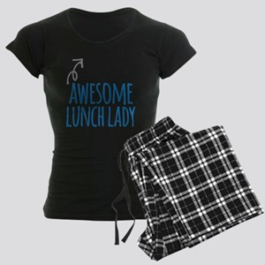 Awesome lunch lady Pajamas