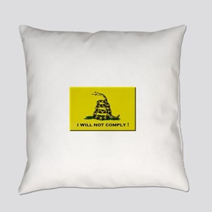 I will not comply Everyday Pillow