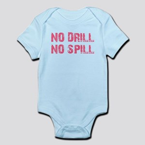 NO DRILL, NO SPILL Body Suit