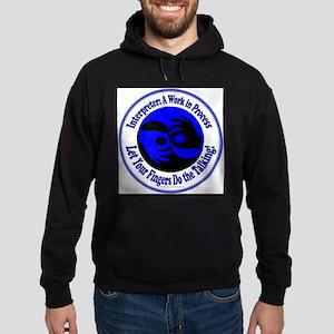 4-3-BlueCRBorder Sweatshirt