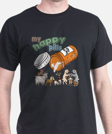 Goat | My Happy Pills GetYerGoat Original T-Shirt