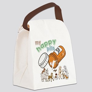 Goats | My Happy Pills GetYerGoat Canvas Lunch Bag