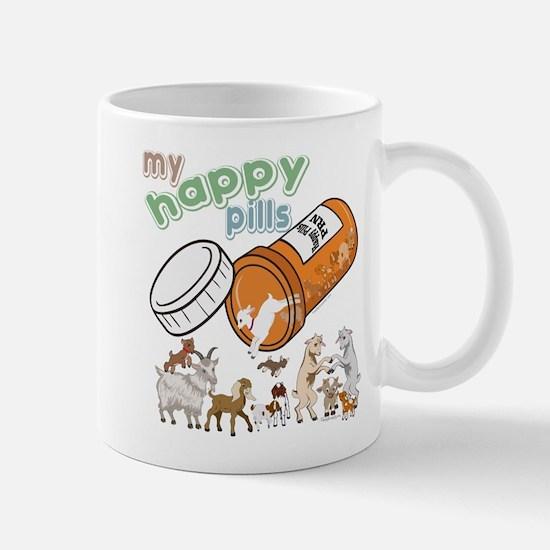 Goats   My Happy Pills GetYerGoat Original Mugs