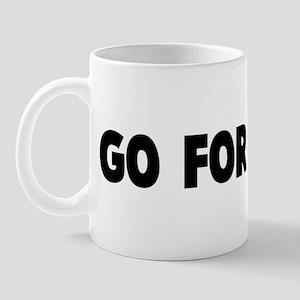 Go for broke Mug