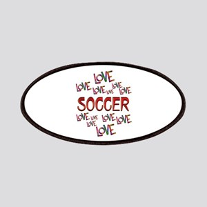 Love Love Soccer Patch