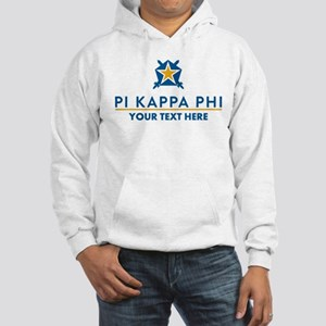 Pi Kappa Phi Personalized Hooded Sweatshirt