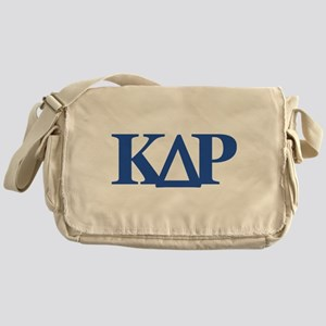 Kappa Delta Rho Letters Messenger Bag