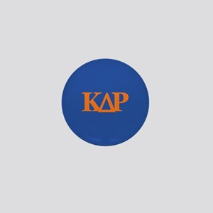 Kappa Delta Rho Letters Mini Button