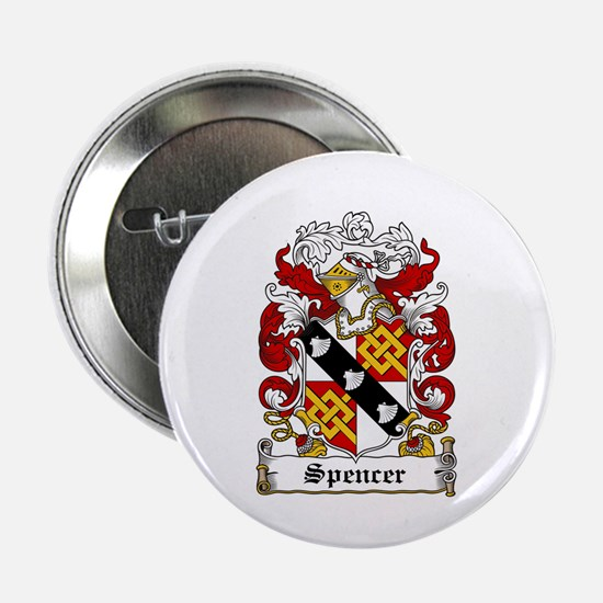 """Spencer Coat of Arms 2.25"""" Button (100 pack)"""
