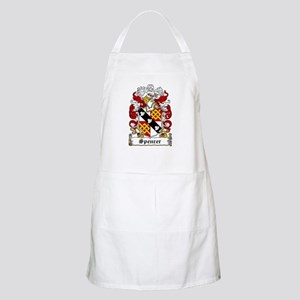Spencer Coat of Arms BBQ Apron