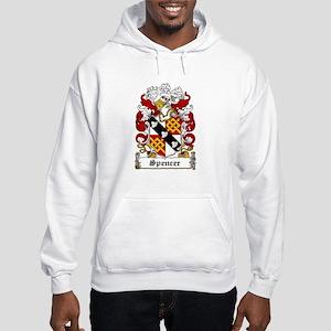 Spencer Coat of Arms Hooded Sweatshirt