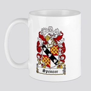 Spencer Coat of Arms Mug