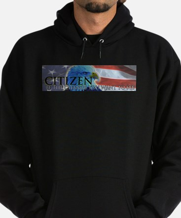 Citizen Eagle - Be the change you want to see Swea