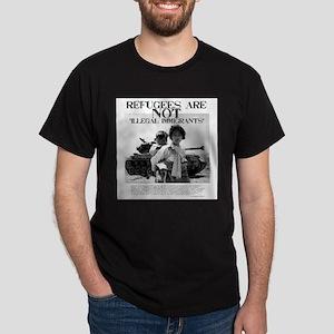 """""""Refugees"""" T-Shirt"""