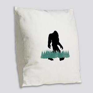 PROOF Burlap Throw Pillow