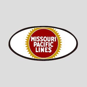 Missouri Pacific Railroad Patch