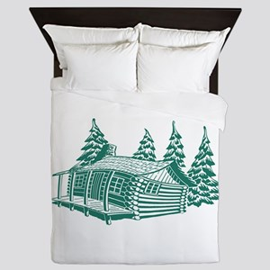 CABIN Queen Duvet