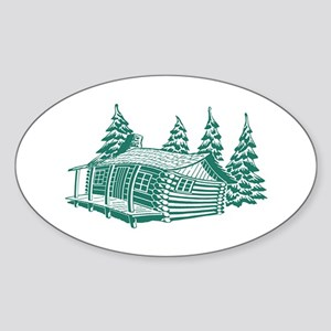 CABIN Sticker