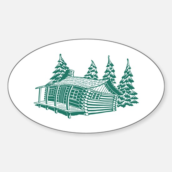 CABIN Decal