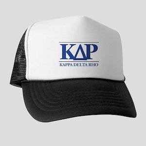 Kappa Delta Rho Trucker Hat