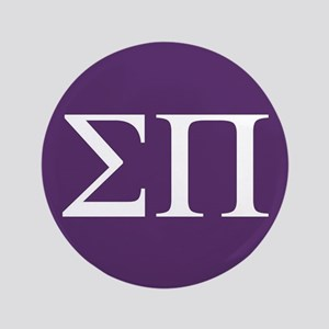 Sigma Pi Letters Button