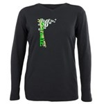 """Terrible"" Tim Dark Long Sleeve T T-Shir"