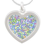 Pastel Leaves (ff) Necklaces
