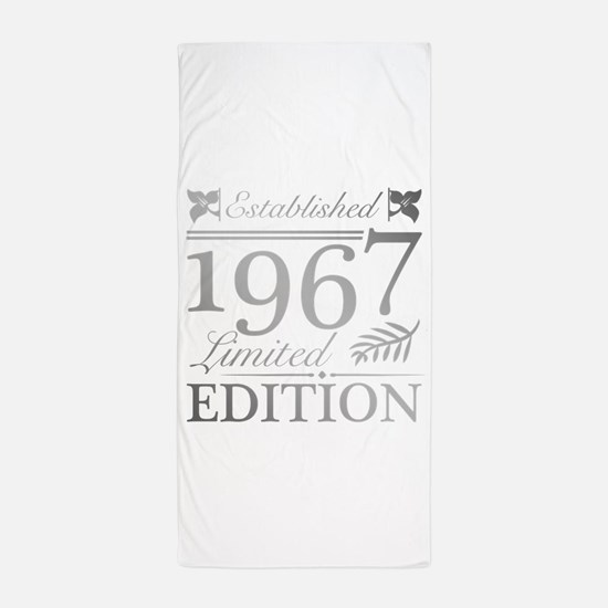 1967 Limited Edition Beach Towel