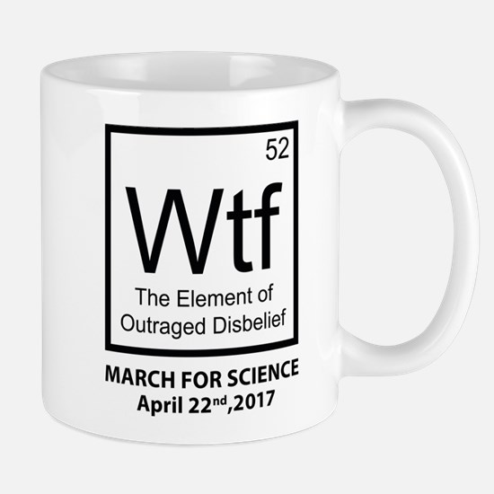 Wtf Outraged Disbelief Mug